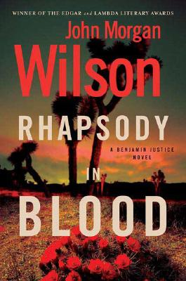 Image for RHAPSODY IN BLOOD A B ENJAMIN JUSTICE NOVEL