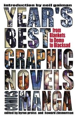 The Year's Best Graphic Novels, Comics & Manga: From Blankets to Demo Blacksad