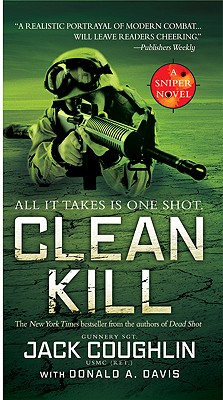 Clean Kill (Kyle Swanson Sniper Novels), Sgt. Jack Coughlin, Donald A. Davis