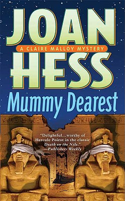 Image for Mummy Dearest: A Claire Malloy Mystery (Claire Malloy Mysteries)