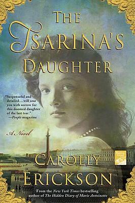 The Tsarina's Daughter, Erickson, Carolly