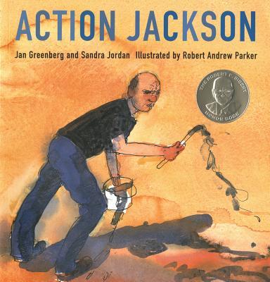 Image for Action Jackson (Jackson Pollock)