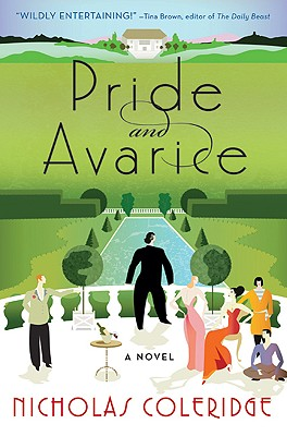 Pride and Avarice, Coleridge, Nicholas