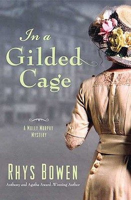 Image for IN A GILDED CAGE MOLLY MURPHY MYS