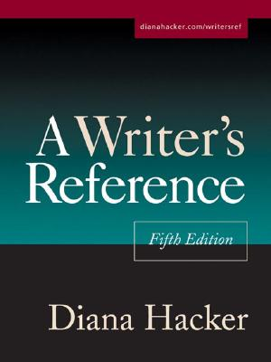 Image for Writers Reference