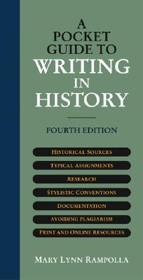 Image for A Pocket Guide to Writing in History
