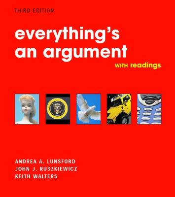 Image for Everything's an Argument with Readings