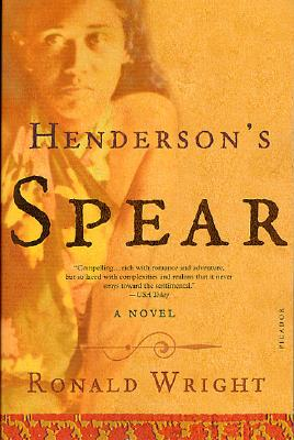 Image for Henderson's Spear: A Novel