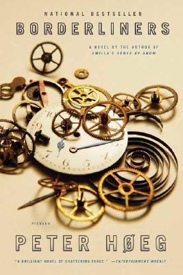 Image for Borderliners: A Novel