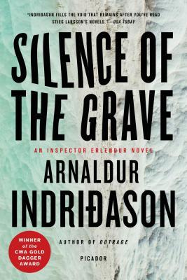 Silence of the Grave (Reykjavik Murder Mysteries, No. 2), Indridason, Arnaldur
