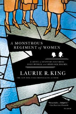 MONSTROUS REGIMENT OF WOMEN (MARY RUSSELL, NO 2), KING, LAURIE R.