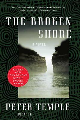 The Broken Shore: A Novel, Temple, Peter