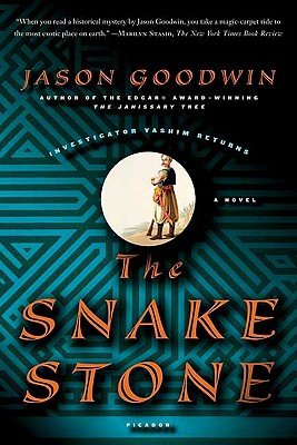 The Snake Stone, Goodwin, Jason