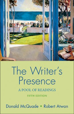 Image for The Writer's Presence: A Pool of Readings