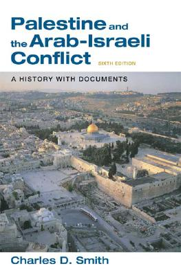 Image for Palestine and the Arab-Israeli conflict