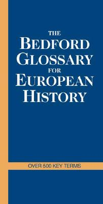 Image for The Bedford glossary for European history