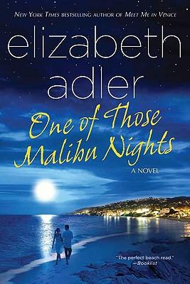 One of Those Malibu Nights, Elizabeth Adler