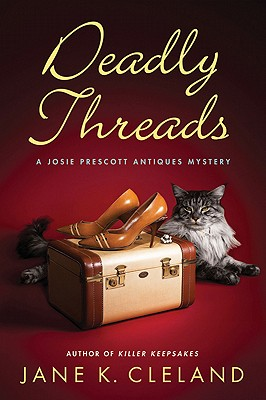Image for Deadly Threads