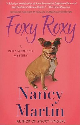 Image for FOXY ROXY A ROXY ABRUZZO MYSTERY