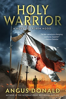 Image for Holy Warrior: A Novel of Robin Hood