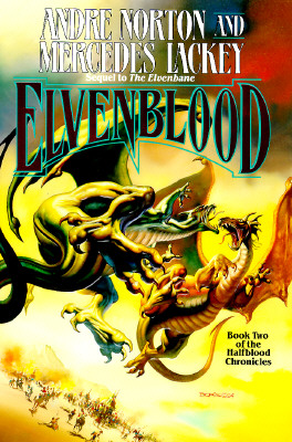 Image for Elvenblood: An Epic High Fantasy (The Halfblood Chronicles)