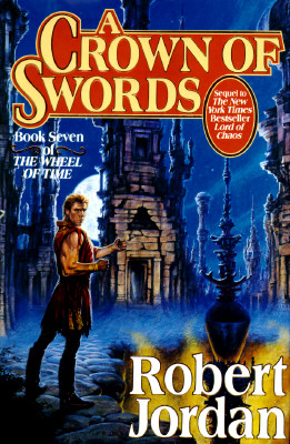 Image for A Crown of Swords (The Wheel of Time, Book 7)