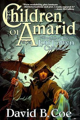 Set-Lon Tobyn Chronicle 3 Volume Trilogy Signed Children of Amarid 1 the Outlanders 2 Eagle-Sage 3