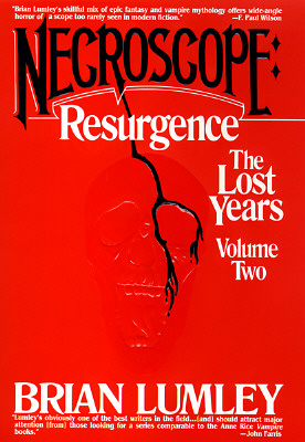 Image for NECROSCOPE: RESURGENCE THE LOST YEARS VOLUME TWO