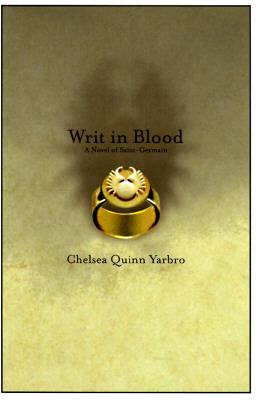 Image for Writ in Blood: A Novel of Saint-Germain