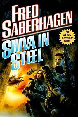 Image for Shiva in Steel (Berserker Series)