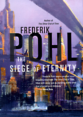 Image for The Siege of Eternity (Eschaton Sequence)