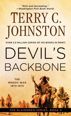 Image for Devil's Backbone: The Modoc War, 1872-3 (The Plainsmen, Book 5) (The Plainsmen Series)
