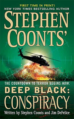 "Image for ""Conspiracy (Stephen Coonts' Deep Black, Book 6)"""