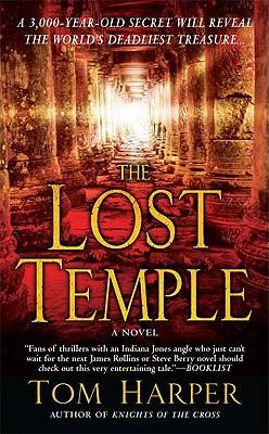 The Lost Temple, TOM HARPER