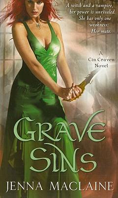 Grave Sins (A Cin Craven Novel), Jenna Maclaine