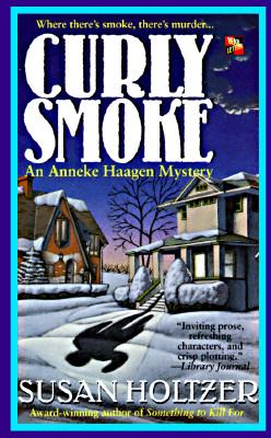 Image for Curly Smoke: An Anneke Haagen Mystery (Anneke Haagen Mysteries)