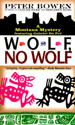 Image for Wolf No Wolf (A Dead Letter Mystery)