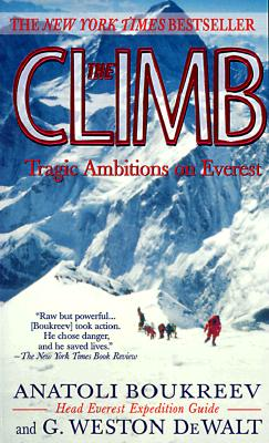 Image for The Climb: Tragic Ambitions on Everest