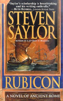 Image for Rubicon: A Novel of Ancient Rome (Novels of Ancient Rome)
