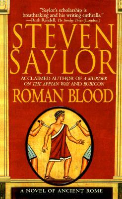 Image for Roman Blood: A Novel of Ancient Rome (Novels of Ancient Rome)