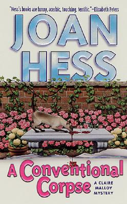 """A Conventional Corpse, """"Hess, Joan"""""""