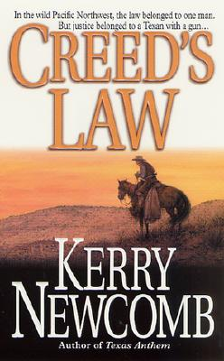Image for Creed's Law (The Texas Anthem Series)