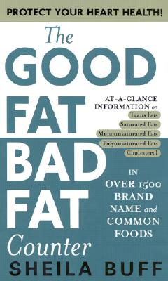 Image for Good Fat, Bad Fat Counter