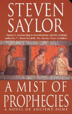Image for A Mist of Prophecies: A Novel of Ancient Rome
