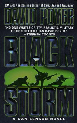Image for Black Storm (Poyer, David. Tales of the Modern Navy.)