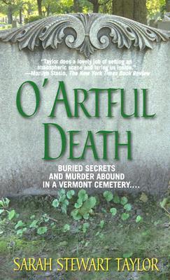 O Artful Death, SARAH STEWART TAYLOR