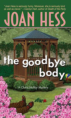 Image for The Goodbye Body (Claire Malloy Mysteries, No. 15)
