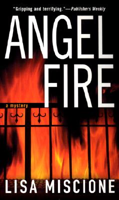 Image for Angel Fire (Lydia Strong Novels)