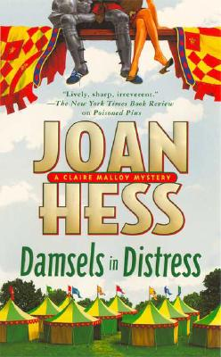 """""""Damsels in Distress (Claire Malloy Mysteries, No. 16)"""", """"Hess, Joan"""""""