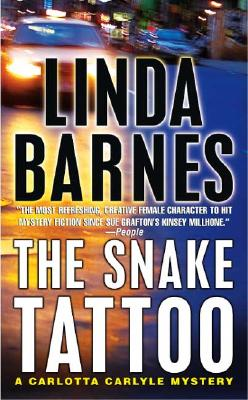 Image for The Snake Tattoo (Carlotta Carlyle Mysteries)